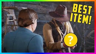 If You Help This Old Lady In Red Dead Redemption 2 You'll Get One Of The BEST Items In The Game!