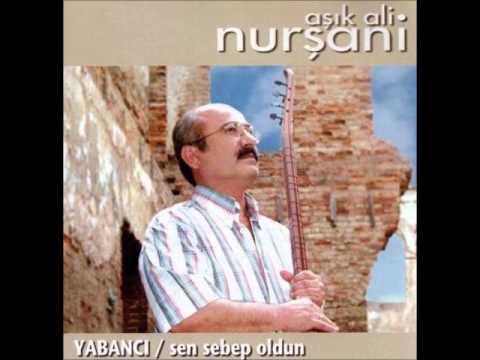 Aşık Ali Nurşani - Taranmış Zülfünü Dökmüş Kaşına (Deka Müzik)