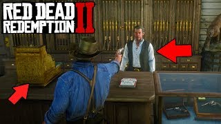 Red Dead Redemption 2 - Micah Final Boss & Good Ending (Go For Money With High Honor) RDR2 2018