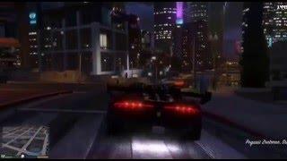 GTA V - Araba Parçalama Testi