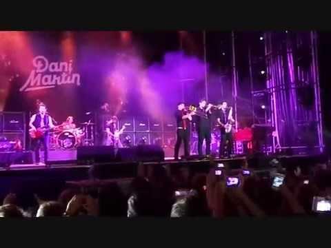 Dani Martin Concierto Sevilla 27 Septiembre