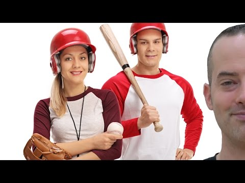 How To Learn English Vocabulary Like Natives - English Fluency Power Stories - Love and Baseball
