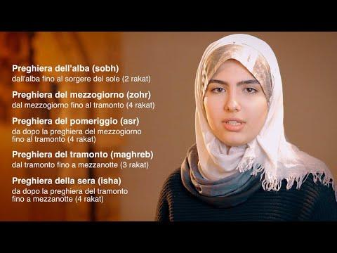 LA PREGHIERA NELL'ISLAM