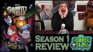 """Gravity Falls"" TV Series Season 1 Review - The Horror Show"