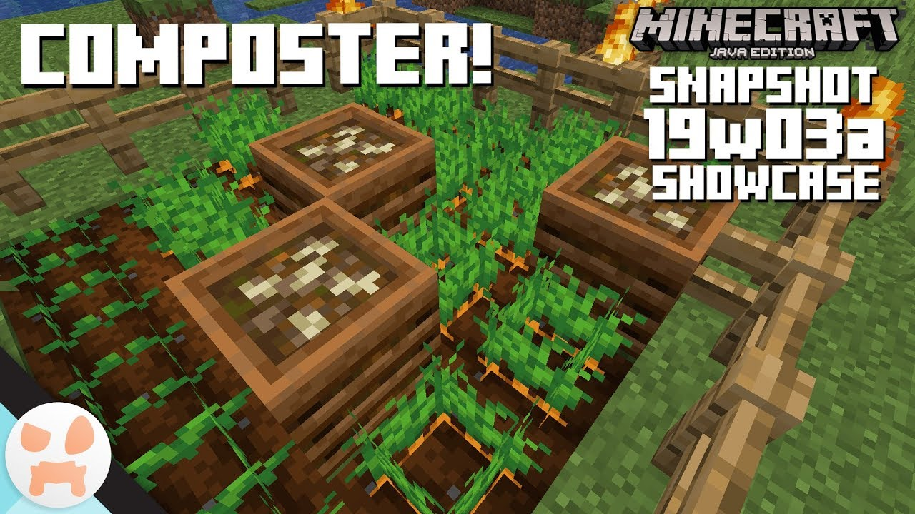 COMPOSTER! | 19w03a Snapshot Features & Changes ...