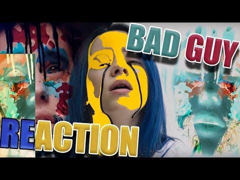 [REACCION] Billie Eilish - bad guy (with JUSTIN BIEBER)   Aaron Colston