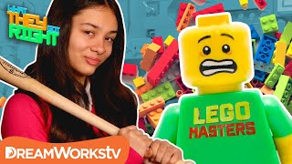 The Coolest Jobs Behind LEGO Masters | WHAT THEY GOT RIGHT