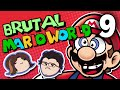 Brutal Mario World: Don't Blink - PART 9 - Grumpcade (Ft. Markiplier)