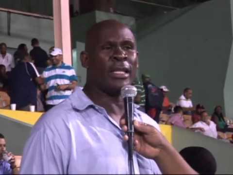 Tito Horford, el primer dominicano que jugó en la NBA