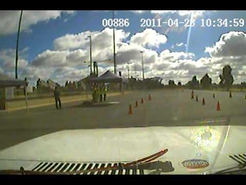 Bendigo Salesyard Dash 2011 - Run 2 - Datsun 180B