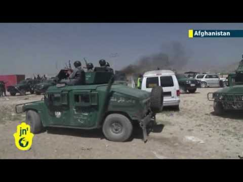 Taliban on the Move: Militants lay siege to Kabul international airport and are killed
