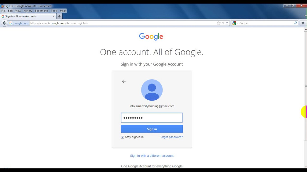 How to New Gmail Account Login for Email Check - YouTube