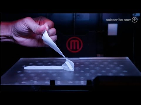 3D Printing with NinjaFlex Flexible Filament - YouTube
