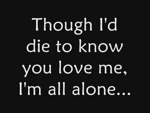 Evanescence - Missing (lyrics)
