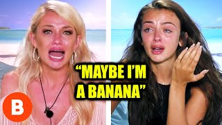 Love Island Biggest Meltdowns Ranked