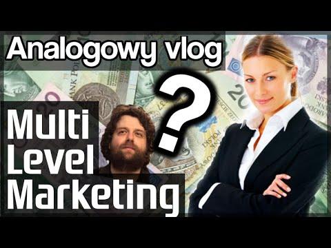 Szansa na łatwe pieniądze? - Analogowy Vlog #138 - Multi Level Marketing / MLM