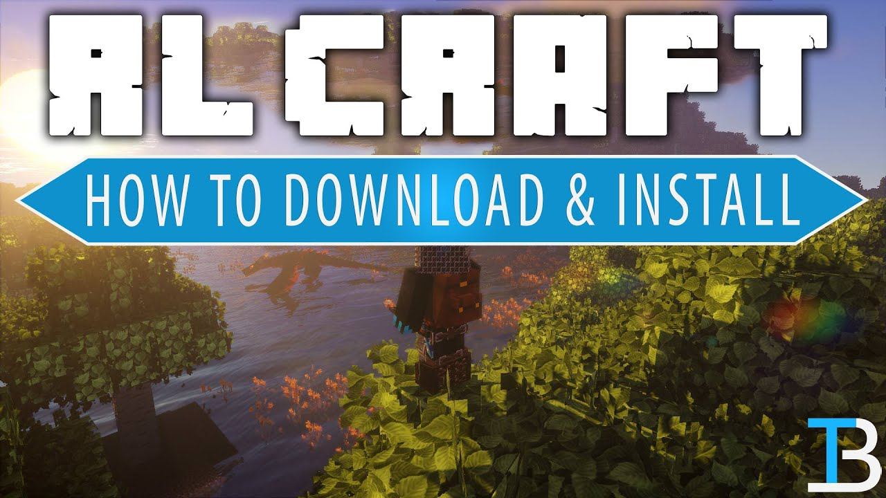 How To Download Install RLCraft YouTube
