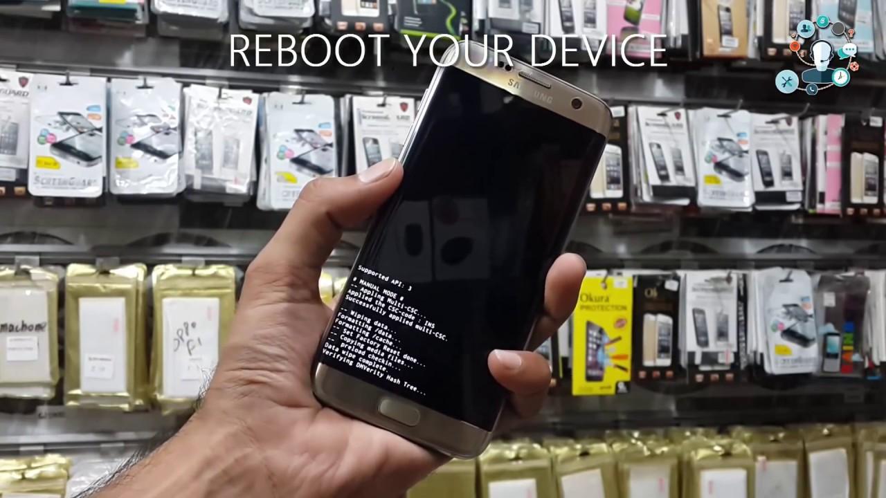 Fix dm-verity verification failed DRK Galaxy S7 Edge G930 G935 Samsung S6,  edge
