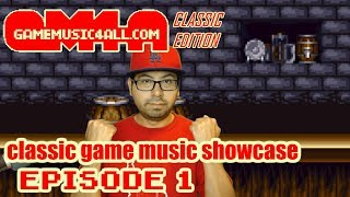 Game Music 4 All CLASSIC EDITION - live game music show