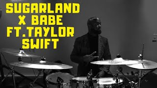 Sugarland - Babe ft. Taylor Swift (DrumCover) Video