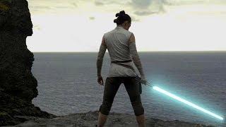 """Star Wars The Last Jedi TV Spot 5 NEW """"Darkness Rises"""""""