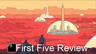 Surviving Mars Review: First Five (Video Game Video Review)
