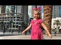 VLOG Гуляем в Дубае, Покупаем самокаты для Ромы и Дианы