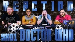 "Doctor Who 9x1 REACTION!! ""The Magician's Apprentice"""