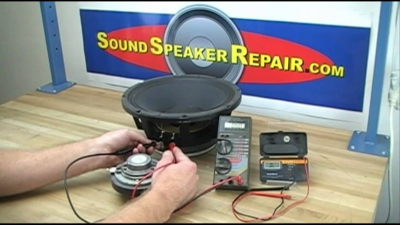 How to check the speaker 78