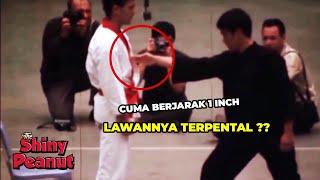Inilah Rahasia Dibalik Pukulan 1 Inci Bruce Lee yang Brutal dan Mengerikan