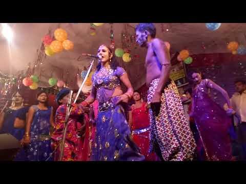 DJ dance HD फुर्री कंमपनी नावबगंनज बहराईच Furri company Nawabganj Bahraich 19 November 2017