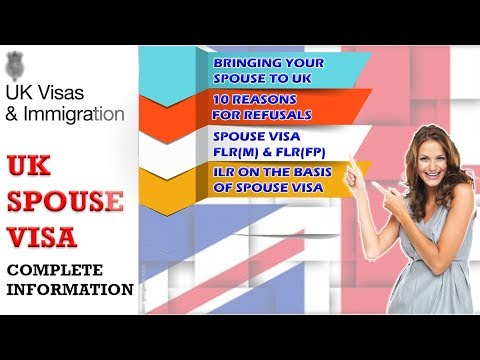 UK SPOUSE VISA | ALL YOU NEED TO KNOW!! | UKVI || UKBA || UK IMMIGRATION | 2018 HD