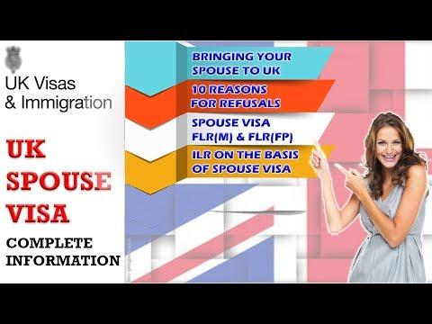 UK SPOUSE VISA | ALL YOU NEED TO KNOW!! | UKVI || UKBA || UK IMMIGRATION | 2018 HD