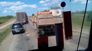 ДТП под Красноярском.