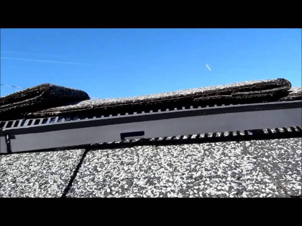 Air vent inc. Shinglevent ii installation instructions.