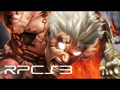RPCS3 - Asura's Wrath Now Playable! (4K Gameplay)