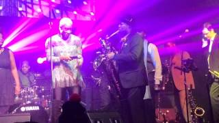 liv warfield lena blue jam feat sly 5thave and bk jackson of npg hornz live tease