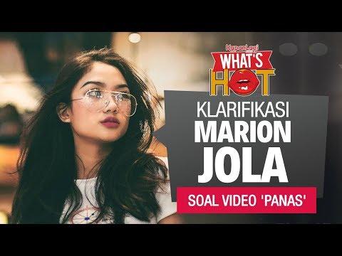 Marion Jola Akhirnya Buka Suara Soal Video...