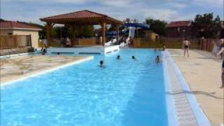 Vacances actives au Camping Le Port de Lacombe