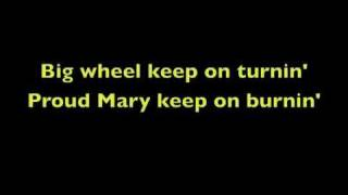Download Proud Mary With Lyrics