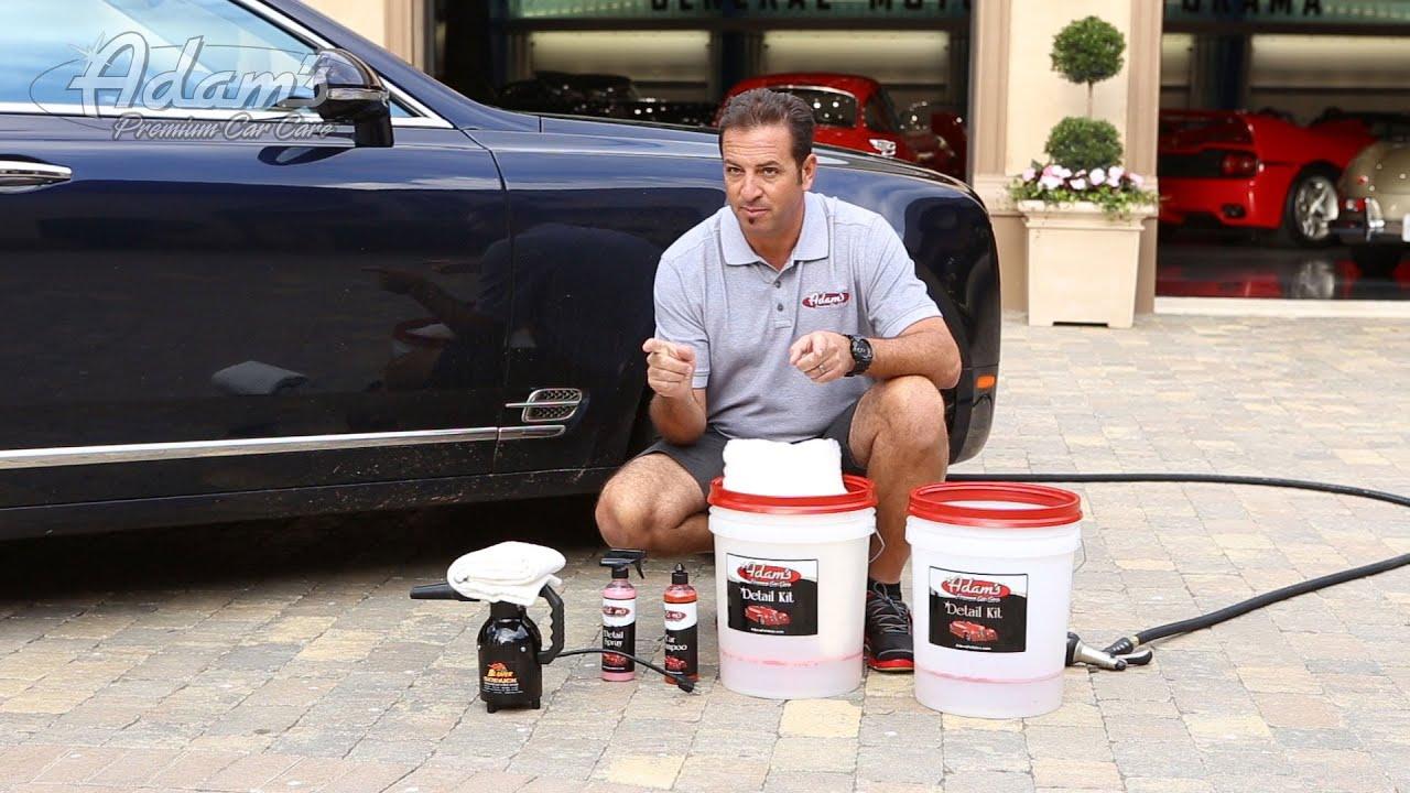Adam S Polishes Car Wash Preparation Youtube