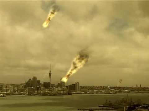 Meteor Attack VFX