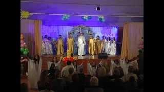2012.04.15. НП ПАСХА танец - постановка