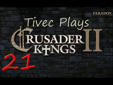 Crusader Kings II - Episode 21 - Building up the Economy
