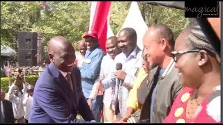 RUTO WINS BIG IN KAKAMEGA AS KHALWALE DEFECTS OFFICIALLY TO TANGATANGA MOVEMENT!