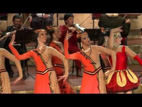 Garmir, Gabouyd, Dziranakouyn   KOHAR Symphony Orchestra \u0026 Choir