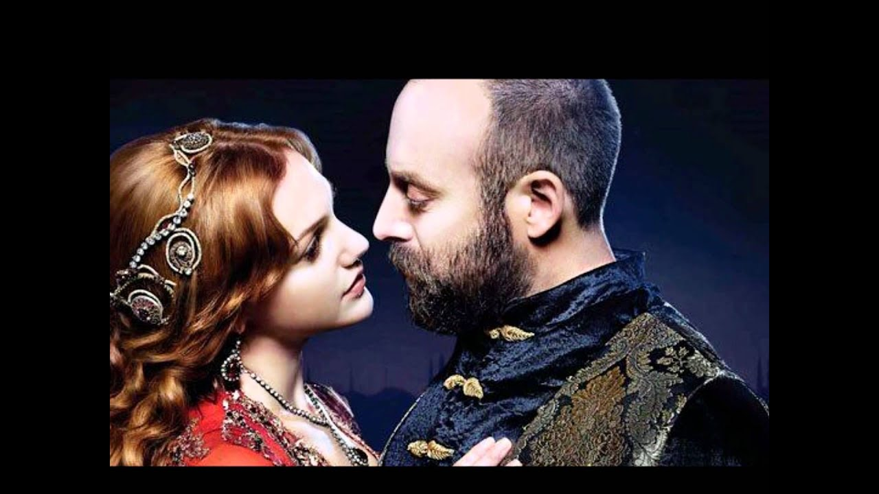 Hurrem And Suleyman