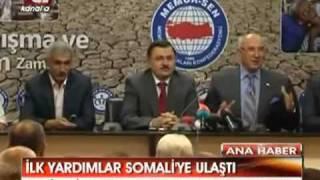 Türk Uçaklarını Görüp Secdeye Kapandılar !