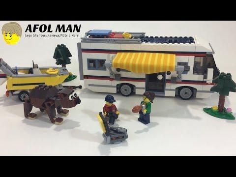 Lego Creator 31052 Vacation Getaways - Review!