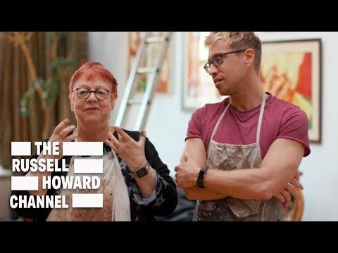 Art Therapy with Jo Brand - The Russell Howard Hour